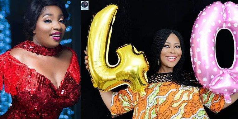 Actress, Anita Joseph, Oluwatoyin Alausa Turns a Year older
