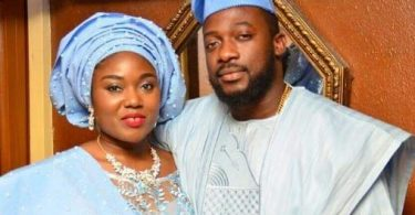Actor, Seun Jimoh Celebrates Wedding Anniversary