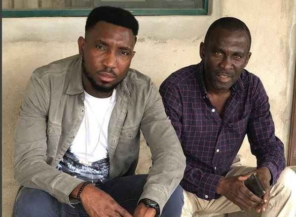 Singer, Timi Dakolo Goes on family Holiday to Meet Dad