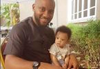 Actor, Yul Edochie Spends Birthday with 5 months Old Son